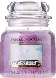Yankee Candle <b>Sweet</b> Nothings - Ароматическая <b>свеча в банке</b> ...