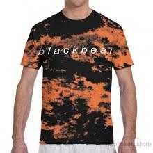 Мужская и женская <b>футболка с принтом</b> blackbear, летняя ...