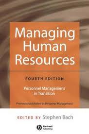 <b>Managing Human</b> Resources - <b>Stephen Bach</b> - Bok ...