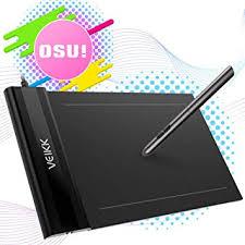 <b>VEIKK S640 4 x</b> 6 inch Ultrathin Digital Drawing Pen: Amazon.in ...