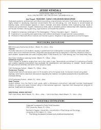 elementary teaching resume examples paradochart related for 5 elementary teaching resume examples