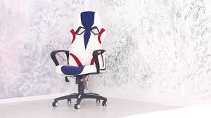 Обзор <b>компьютерного кресла Tetchair Runner</b> - YouTube