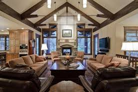 awesome ceiling light ideas for living room on living room with 65 unique cathedral and vaulted designs in rooms 20 awesome cathedral ceiling lighting 15