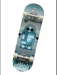 и <b>MaxCity</b> (<b>MC</b>) - Mini skateboard