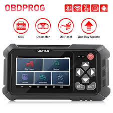 <b>OBDPROG M500 OBD2</b> Scanner Car Odometer Adjustment 2 in 1 ...