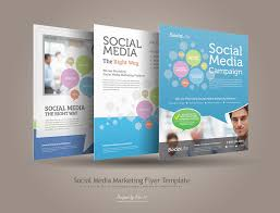 social media marketing flyer by kinzi on social media marketing flyer by kinzi