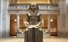 Image result for Colossal Statue of Amenemhat II