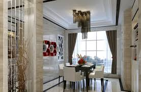 dining room wall decorating ideas: modern style dining room wall decoration ideas