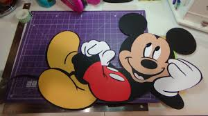 "OFF THE MAT: 26"" <b>Double sided Mickey Mouse</b> - YouTube"