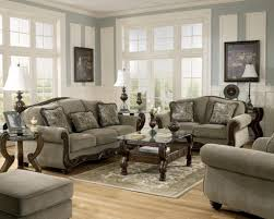 Modern Living Room Sets For Martinsburg Ashley Traditional Sofa Love Seat Amp Chair 3 Pc