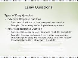 GED   Test Prep  The Essay Pt     YouTube Extended Response  Essay  Items Answer the following question in sentence or list form