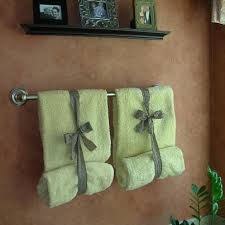 guest bathroom towels: ways to display bathroom towels google search