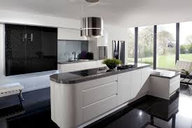 decorations kitchen classy black e white home kitchen interior with luxurious kitchen set e beautiful pendant astounding home interior modern kitchen
