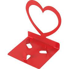 <b>Подсвечник</b> для чайной <b>свечи</b> «Сердце» цвет <b>красный</b> в Уфе ...