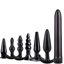 <b>FAAK Big anal plug</b> silicone curved with suction cup sawtooth waves ...