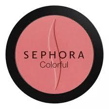 <b>Sephora</b> Colorful Face Powders Blush <b>Flirt</b> It Up No. <b>06</b>   Glambot ...