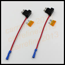 compare prices on ac fuse box online shopping buy low price ac 4pcs acs ato piggy back tap fuse add circuit standard mini micro blade fuse