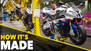 <b>BMW S1000RR</b> + BMW Bikes Production | HOW ITS MADE ...