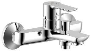 <b>Смеситель для ванны</b> с подключением душа <b>H2O</b> Scandi Start ...