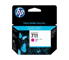 Купить Струйный <b>картридж HP CZ131A</b> (711) (Пурпурный, 29 мл ...