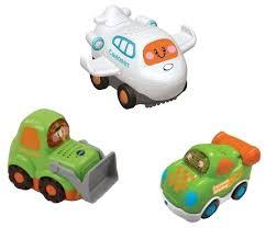 Купить Набор техники <b>VTech Бип-Бип Toot-Toot Drivers</b> (80 ...