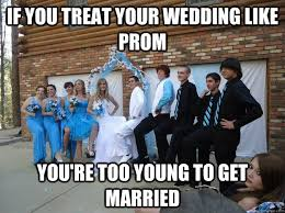 too young to get married memes | quickmeme via Relatably.com