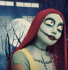 nightmare before sally makeup costumes nightmare before before and makeup