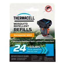 Thermacell <b>Mosquito Repellent Mat</b> Refills, 24-hr Canadian Tire