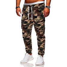 Men Pants Daoroka Men's Casual Camouflage Long ... - Amazon.com