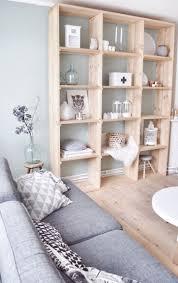 living room simple scandi