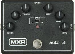Купить <b>MXR M120</b> Auto Q гитарный эффект auto wah: цена в ...