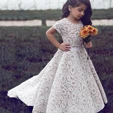 <b>2019</b> New <b>Lovely Flower Girl</b> Dresses For Weddings Off Shoulder ...