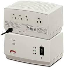 APC LE1200 Line-R 1200VA Automatic Voltage ... - Amazon.com