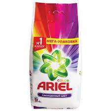 Купить <b>Стиральный порошок</b>-<b>автомат</b> 9 кг, <b>ARIEL</b> (Ариэль) Color ...