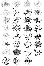 Small Picture New Sketch Book Flowers Coloring Sheets My Sketch Roo