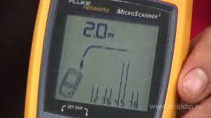FLN-MS2-100 <b>Кабельный тестер Microscanner2</b> - YouTube