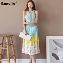 banulin 2019 <b>new summer women</b> self portrait dress bow short ...