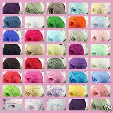 <b>Sale</b> New 1 Skein x <b>50g Super Soft</b> Bamboo Cotton Baby Hand ...