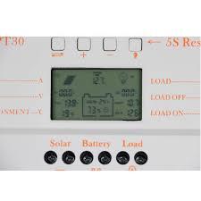 Online Shop <b>Y</b>-<b>SOLAR MPPT</b> 30A <b>Solar Controller</b> 5V USB Output ...