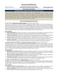 resume samples   elite resume writingsenior executive resume sample  provided by elite resume writing services