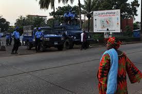 Clashes precede Guinea poll results | Europe News | Al Jazeera