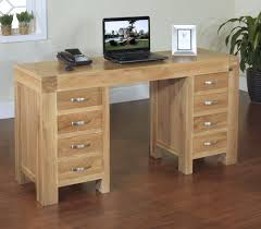 boston desk computer hidden hideaway solid oak symmetrical oack computer desk design with stacked drawers on aston solid oak hidden