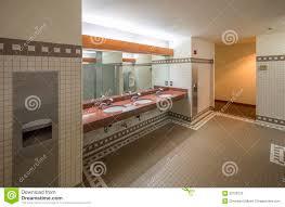 public bathroom bathroom office