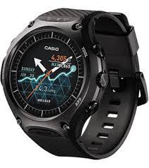 Casio <b>Smart</b> Outdoor WSD-<b>F10</b> Smartwatch - SmartWatch ...