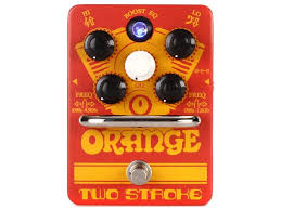 <b>Педаль Orange Two Stroke</b> | www.gt-a.ru