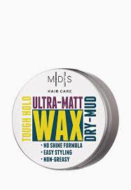 <b>Воск для</b> укладки Mades Cosmetics Ultra-Matt <b>Wax матирующий</b> ...