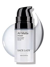 <b>SACE LADY</b> Invisible Pore Foundation Primer All <b>Matte</b> Face Primer