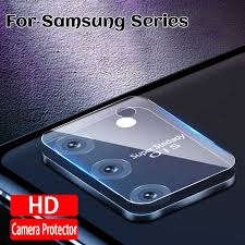 <b>1 3pcs camera lens</b> protector tempered glass on for Samsung ...