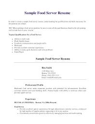 restaurant resume objective berathen com restaurant resume objective is one of the best idea for you to make a good resume 18