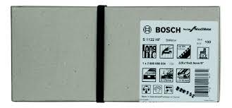 <b>Полотно пильное</b> по дереву и металлу S1122HF (<b>225 мм</b>; 100 шт ...
